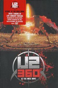 Cover U2 - 360° At The Rose Bowl [DVD]